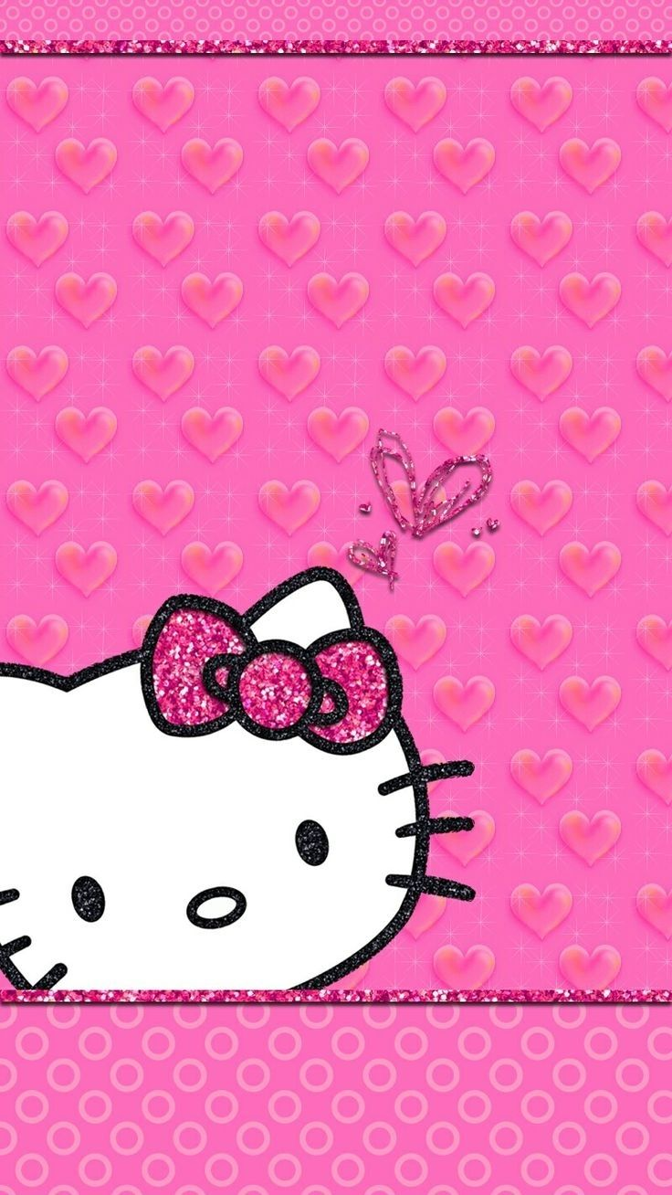 Pin on Hello kitty wallpaper 736x1308