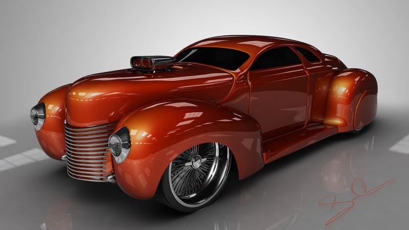Hot Rod Cars 800x450