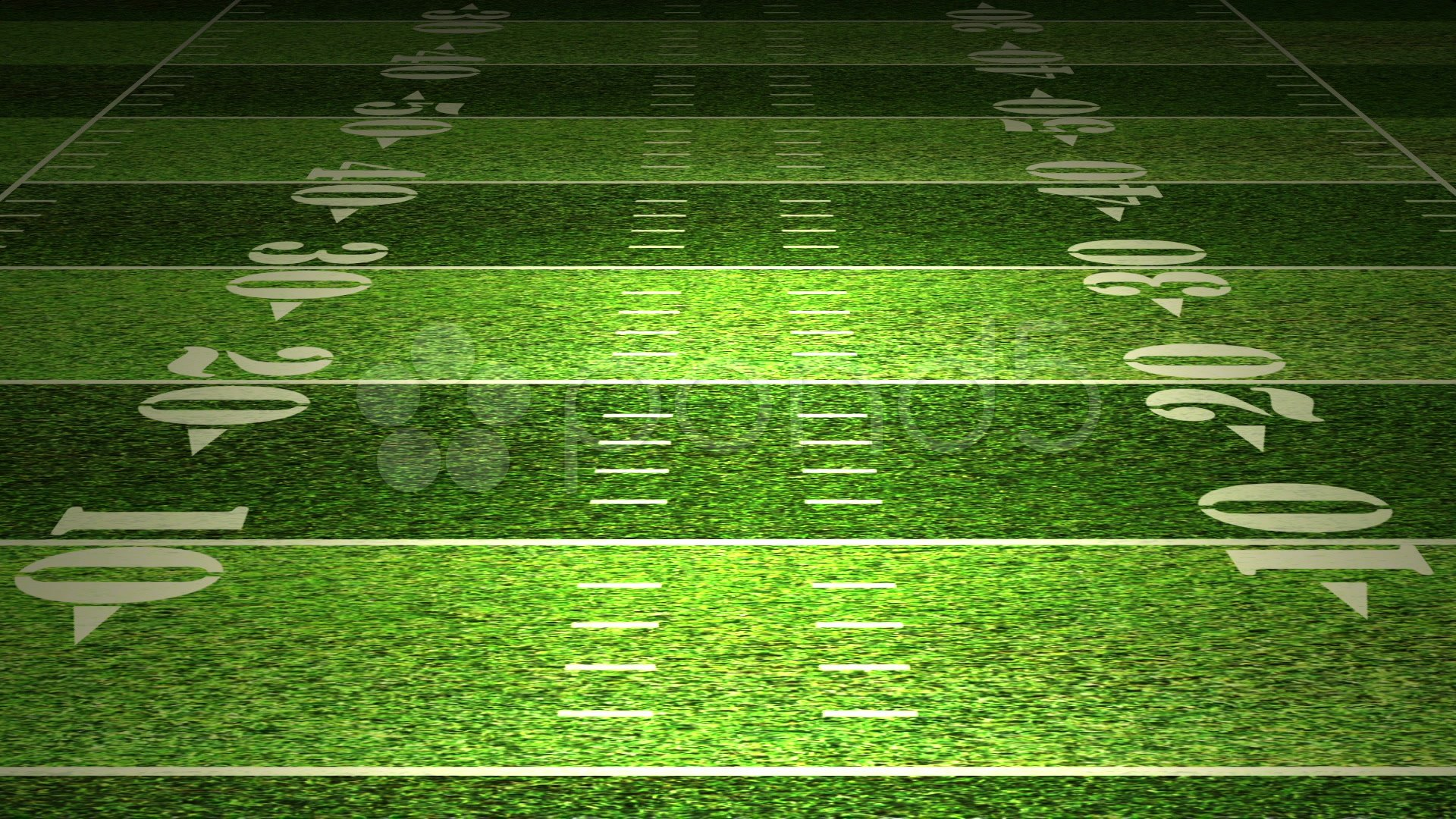 American Football Field Stock Video 001062519 HD Stock 1920x1080