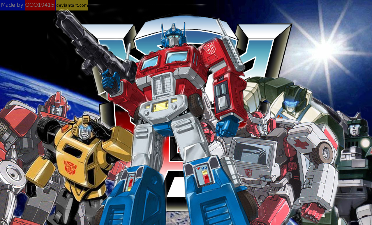 Free Download Transformers G1 Wallpaper 1277x773 For Your