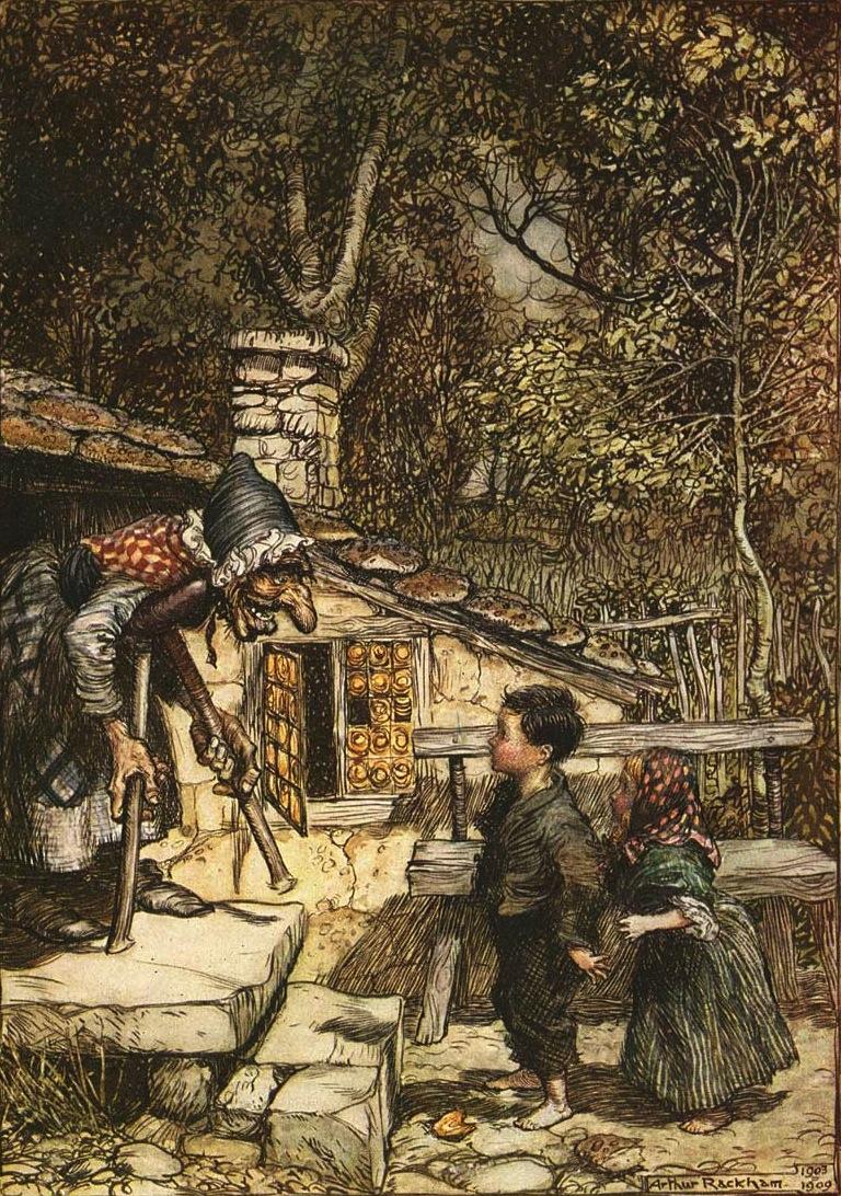 Hansel and Gretel   Wikipedia 768x1092