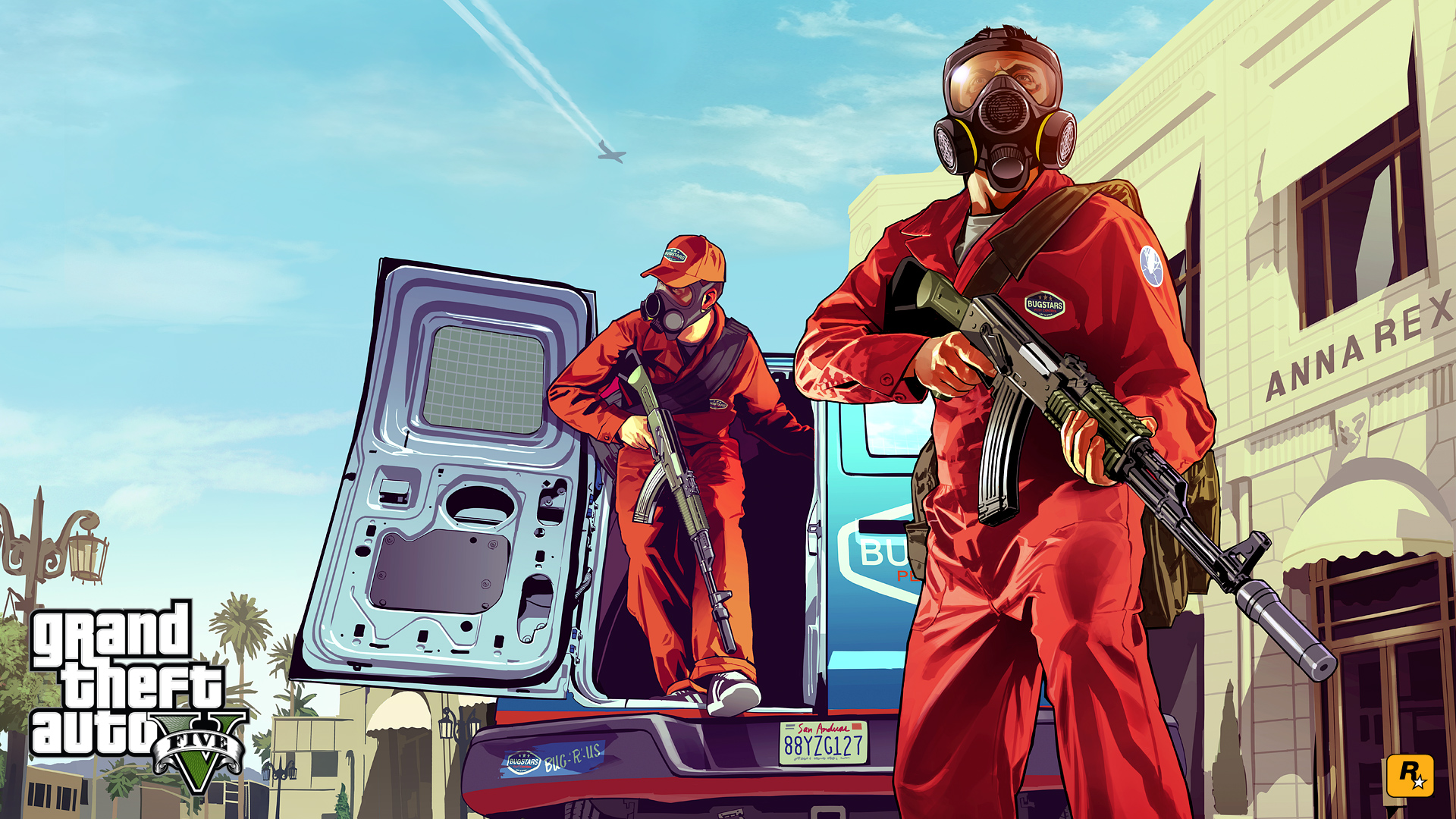 Wallpapers GTA V en artwork gta 5 wallpaper artwork hd 1080p 1920x1080