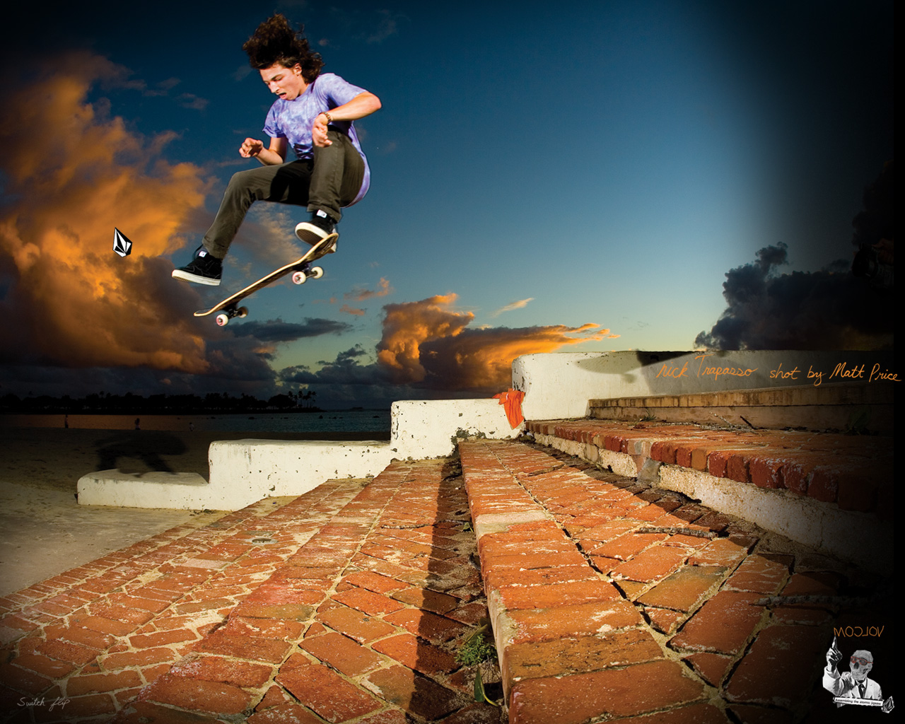 Skate Wallpaper Desktop - WallpaperSafari