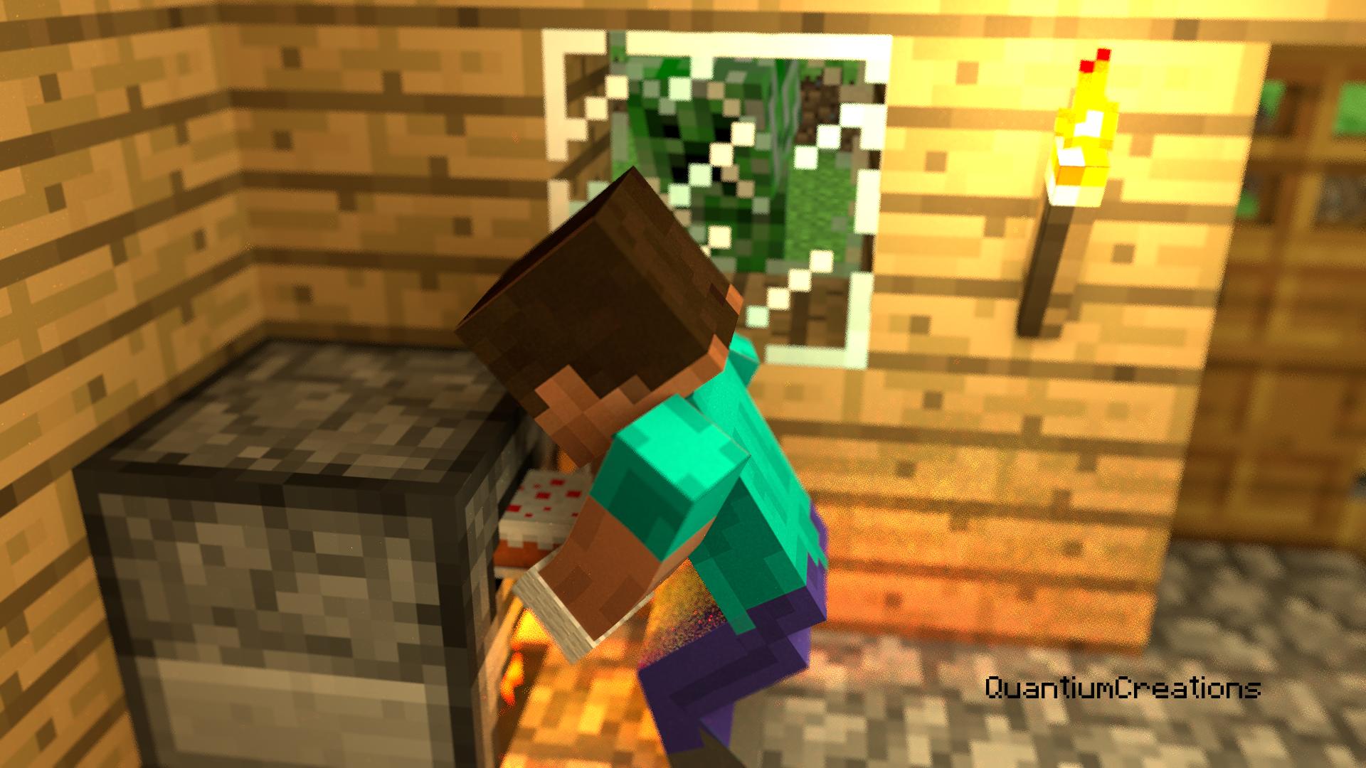 Minecraft Steve wallpaper   945698 1920x1080