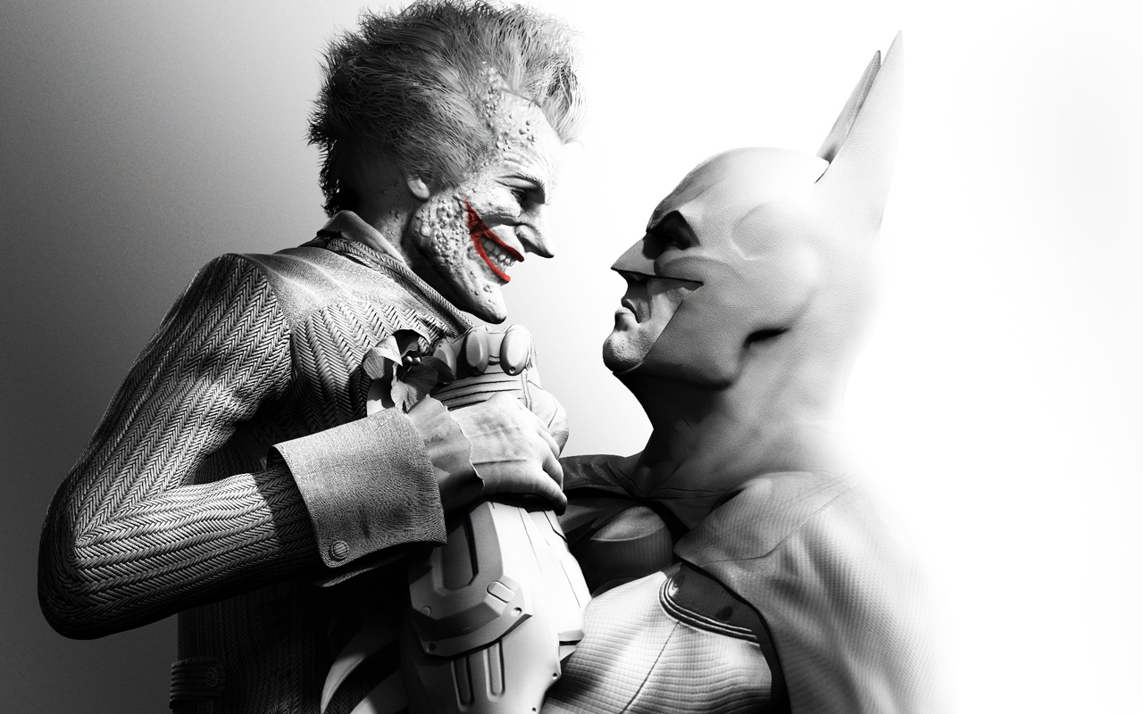 Batman Arkham City Wallpaper in 1280x800 1280x800