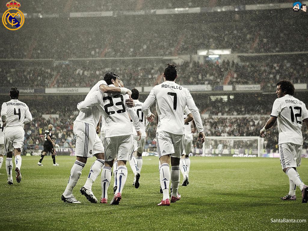 Real Madrid FC Wallpaper 4 1024x768