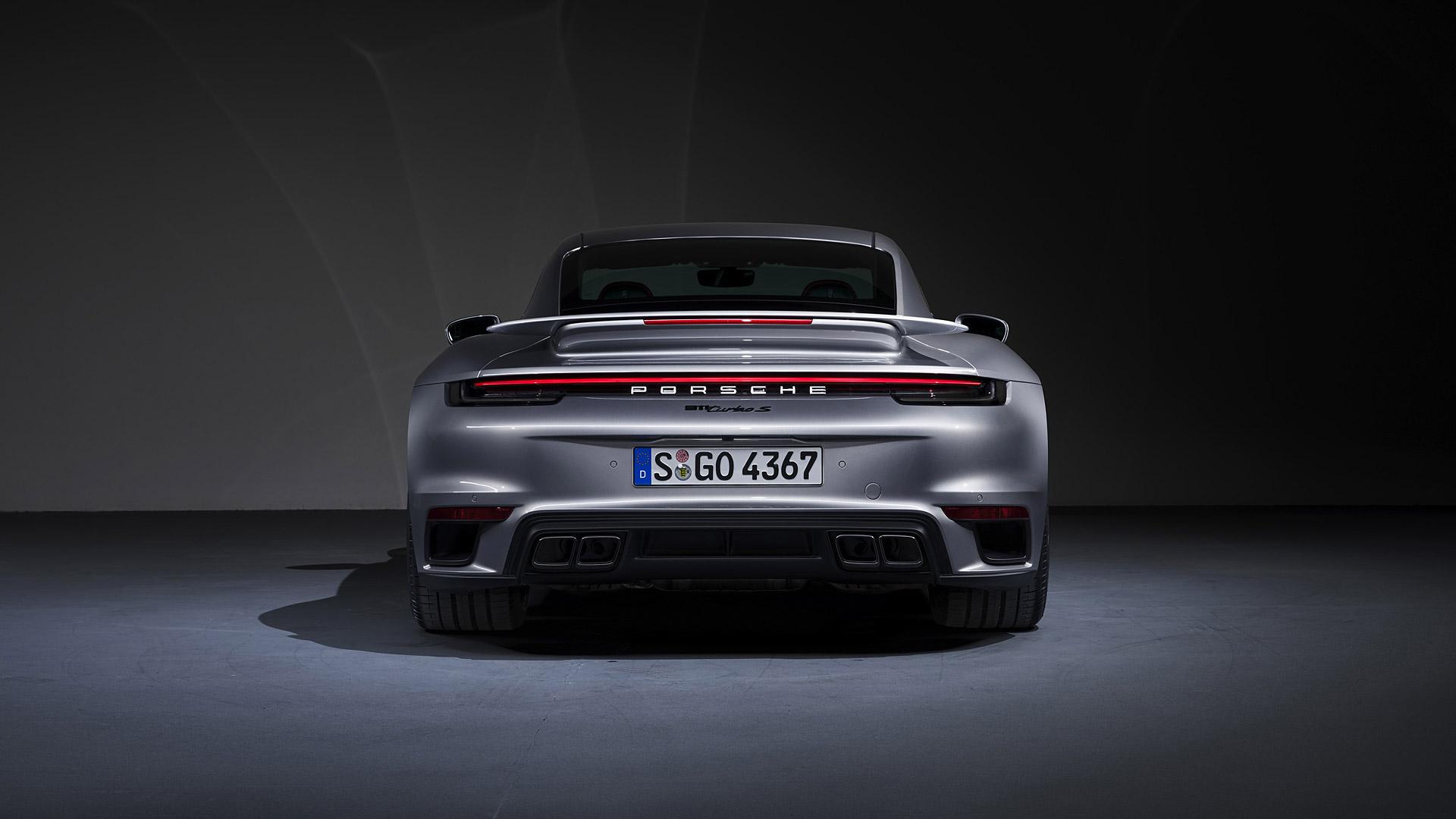 2020 Porsche 911 Turbo S Wallpapers Specs Videos   4K HD 1920x1080