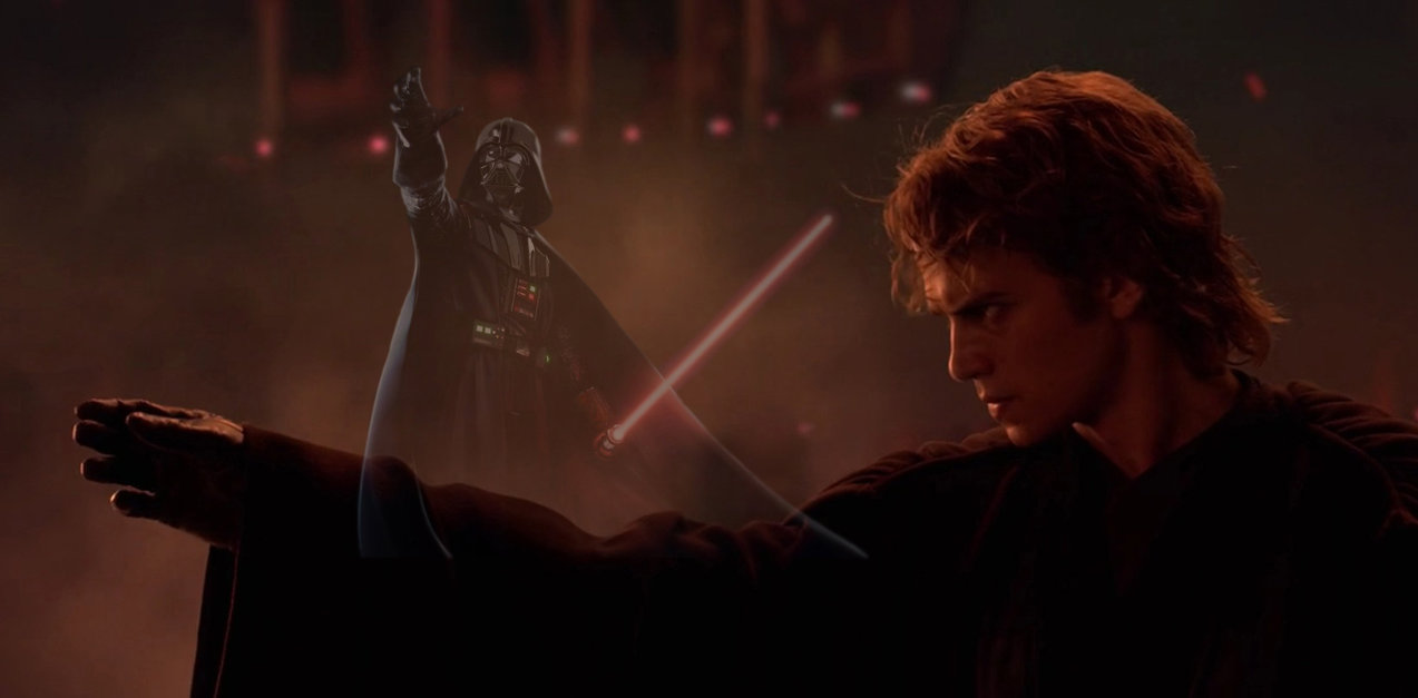 Free Download Anakin Skywalker Is Darth Vader By Saltso 1273x627