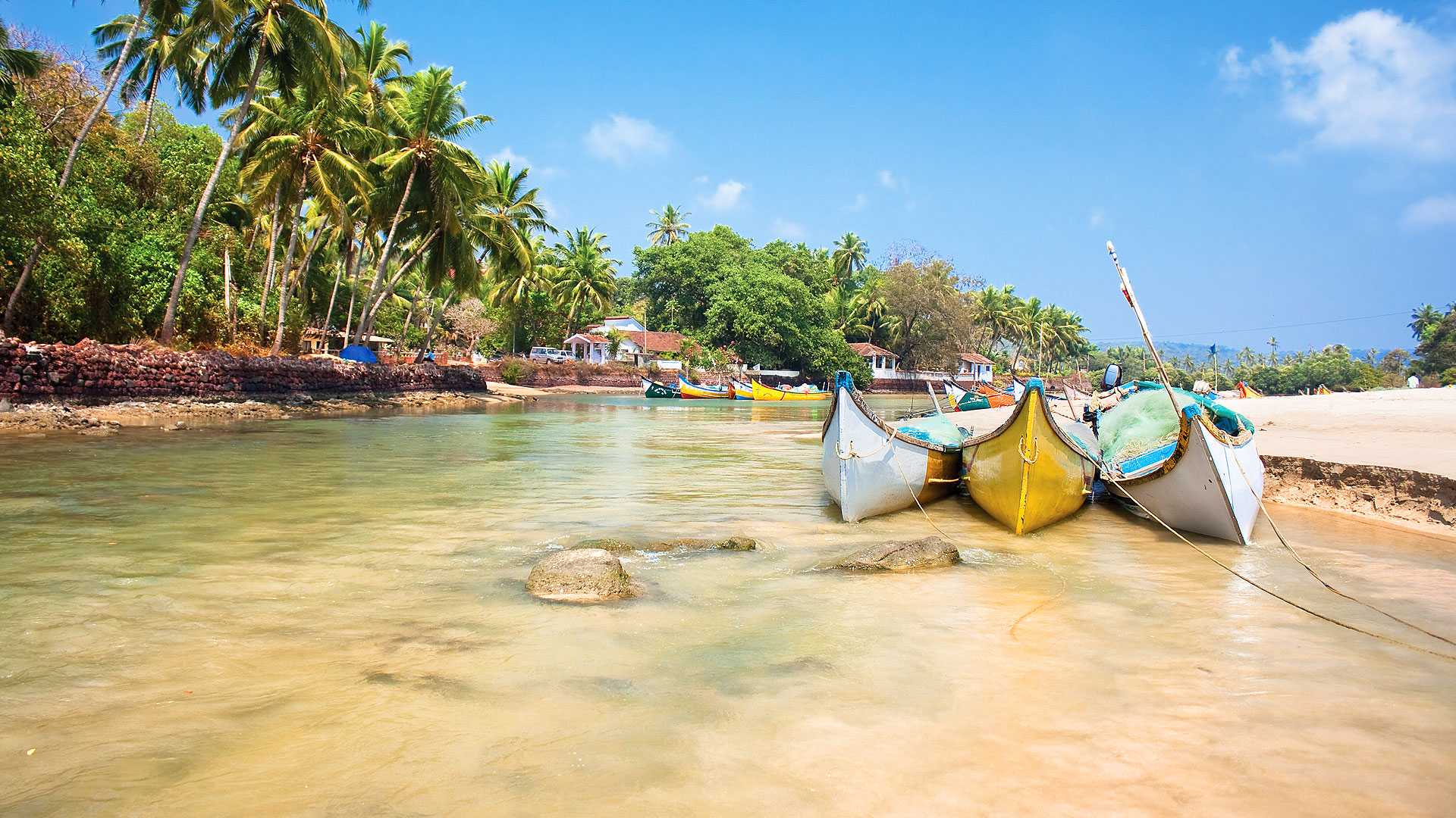 661522 Goa Beach Wallpapers 1920x1080