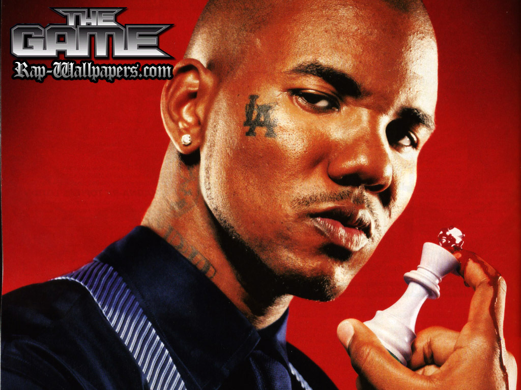 The Game   The Game Rapper Wallpaper 3618562 1024x768