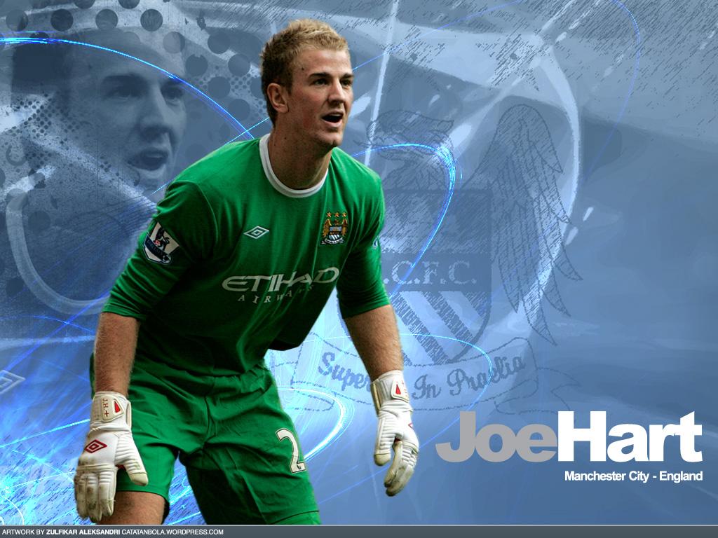 Joe Hart Manchester City Wallpaper ImageBankbiz 1024x768