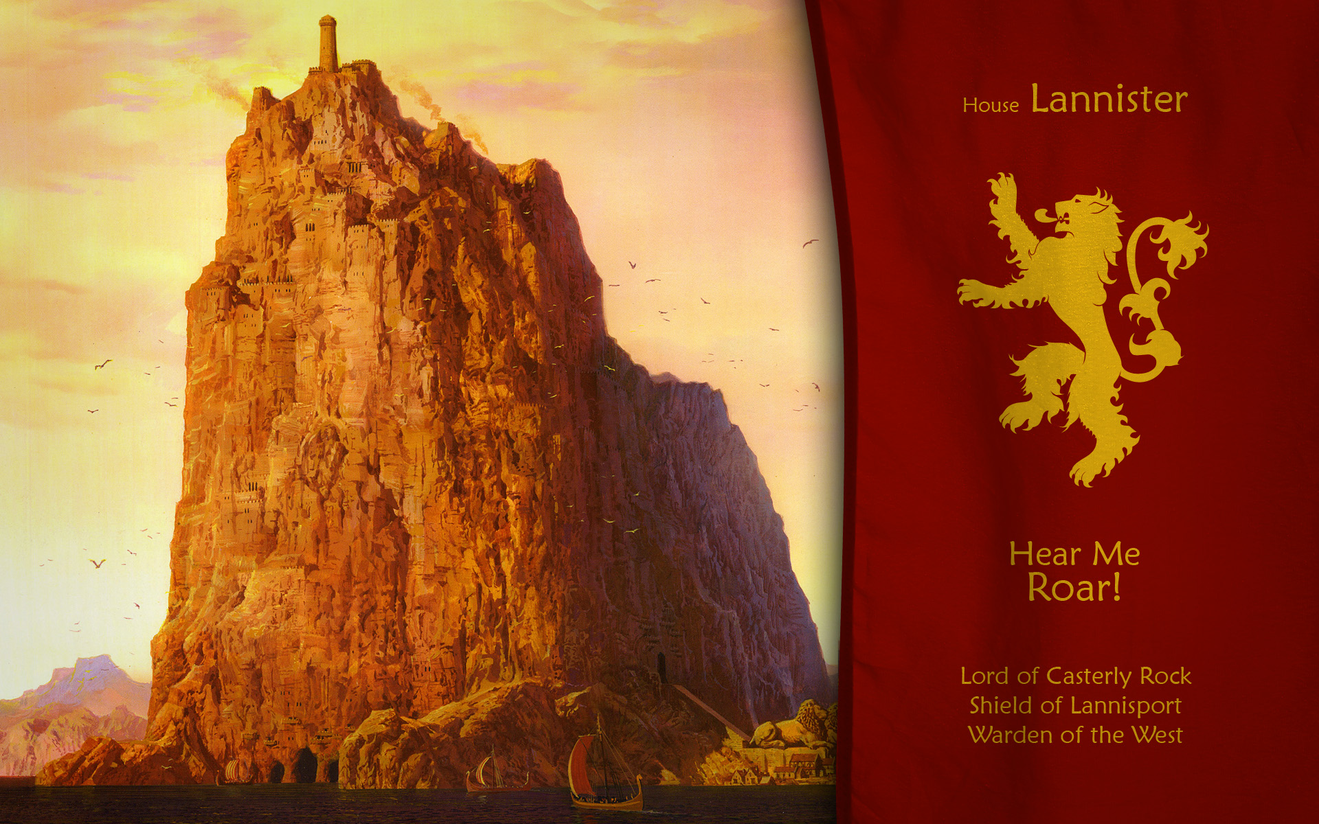 House Lannister   Wallpaper High Definition High Quality Widescreen 1920x1200