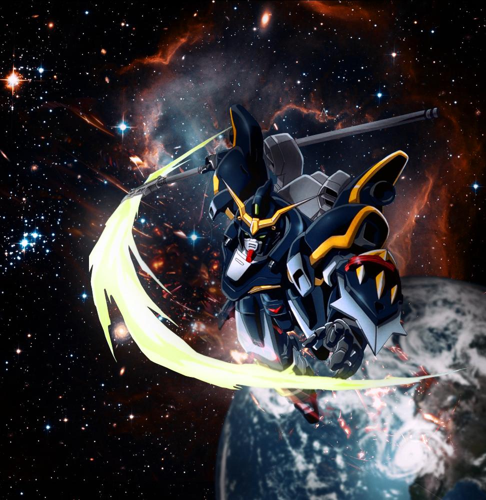 Gundam Deathscythe Wallpaper Photo Monodomo Gundam wallpapers 972x1000
