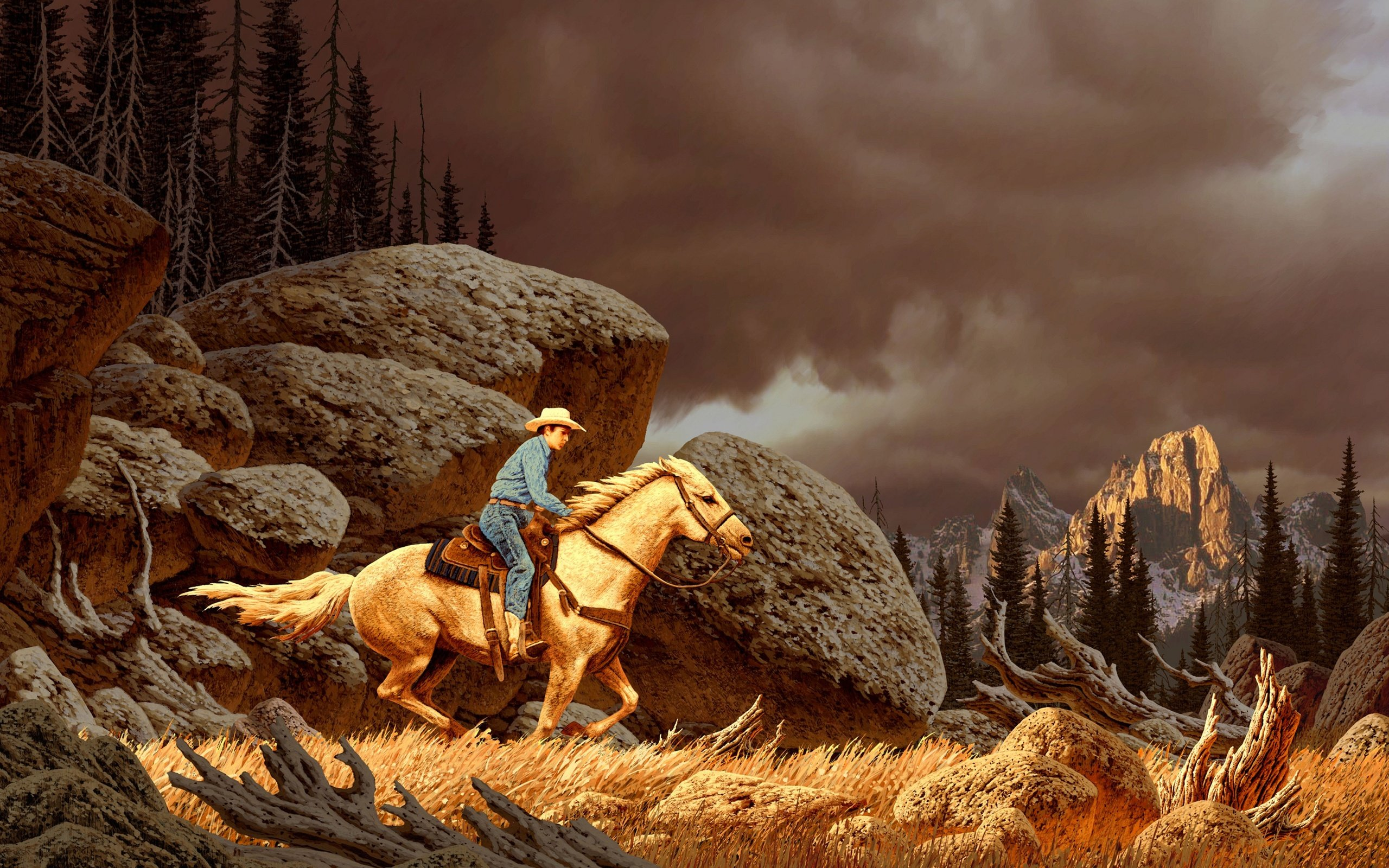 Download Western Wallpapers 2560x1600