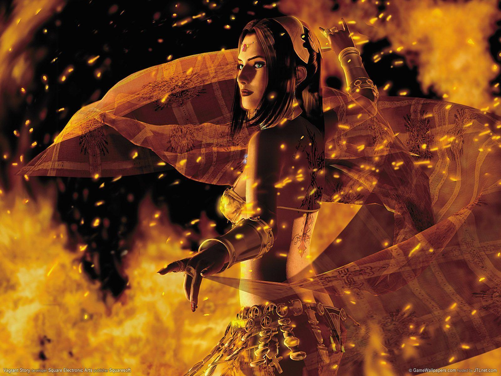 Vagrant Story Wallpapers 1600x1200