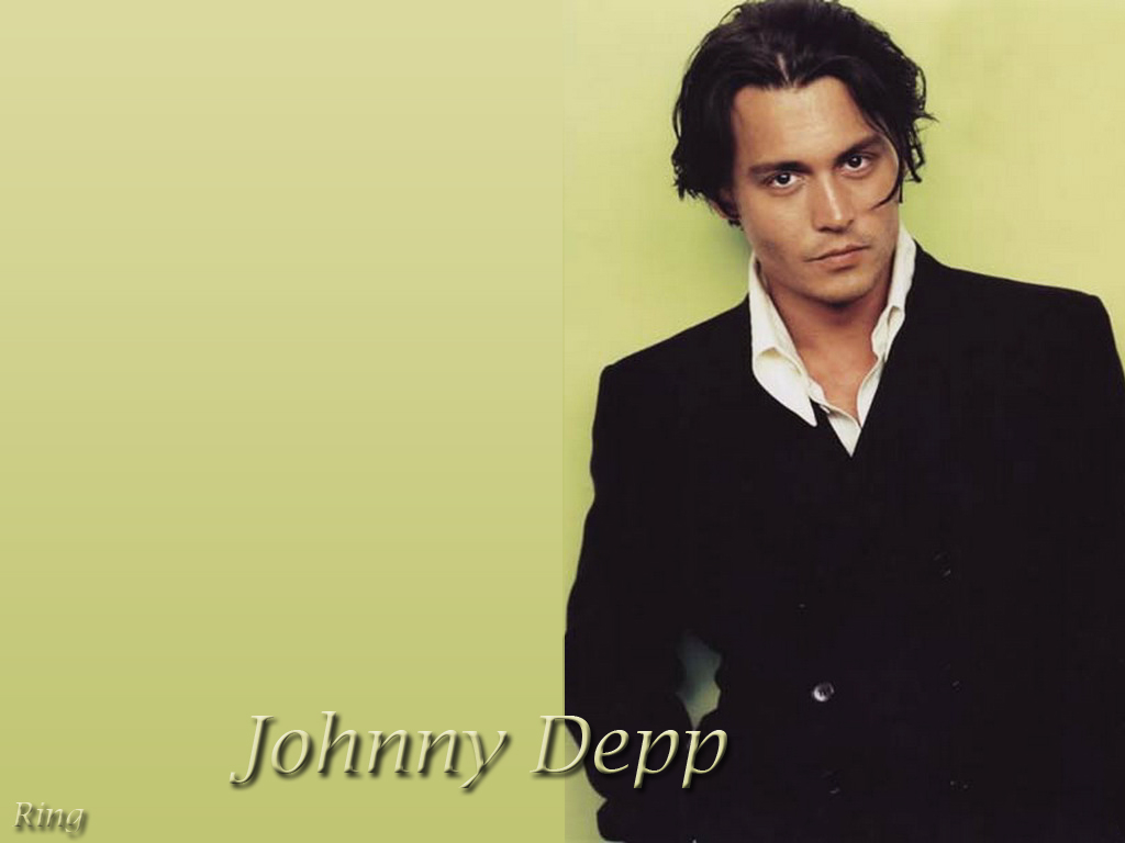 Johnny Depp hd Wallpapers   wallpapers galery 1024x768