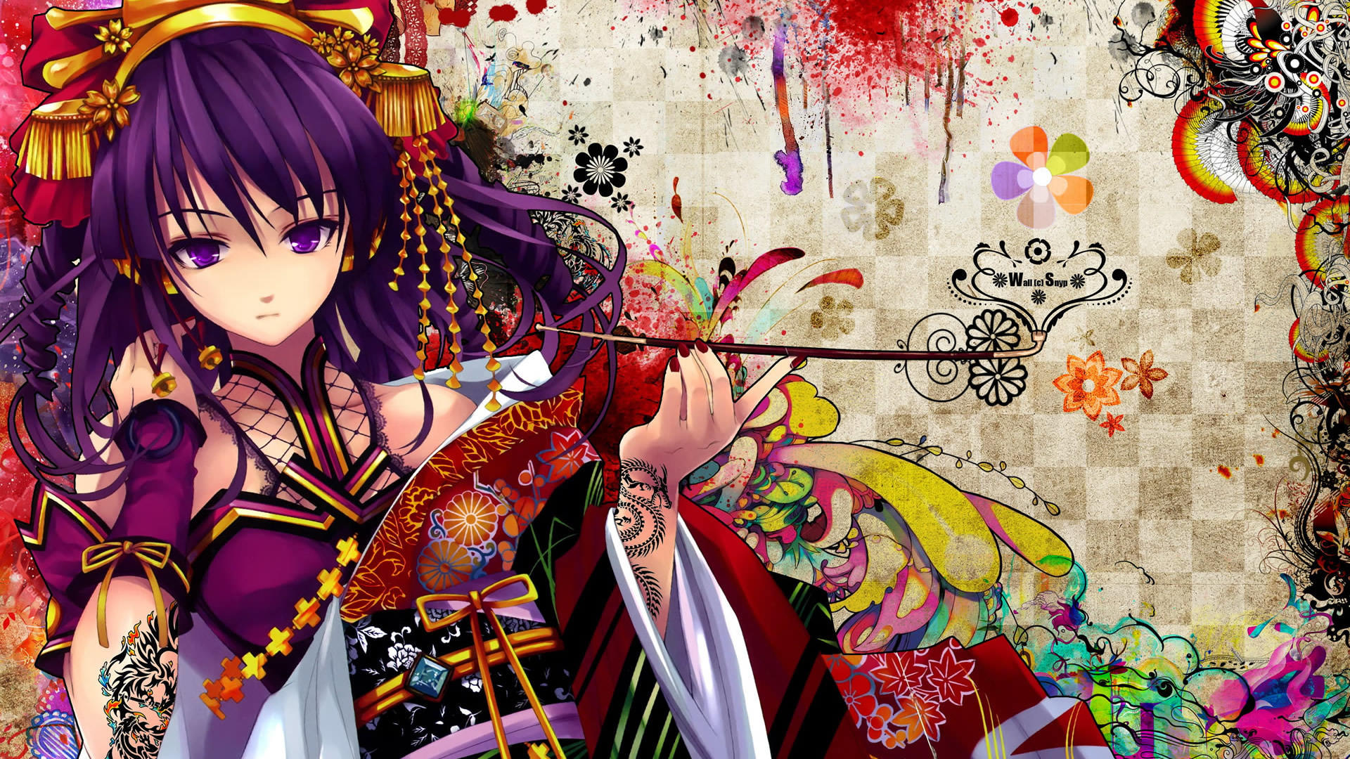 Manga Wallpaper 1920x1080 1920x1080