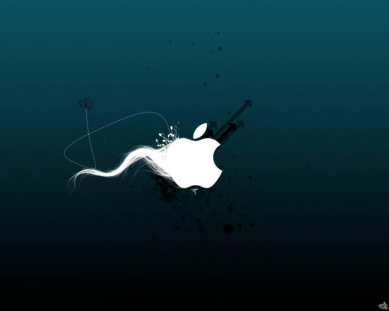 apple beach wallpaper - wallpapersafari