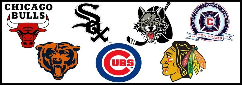 Chicago Sports Teams Wallpaper Chicago is also home to many 800x282