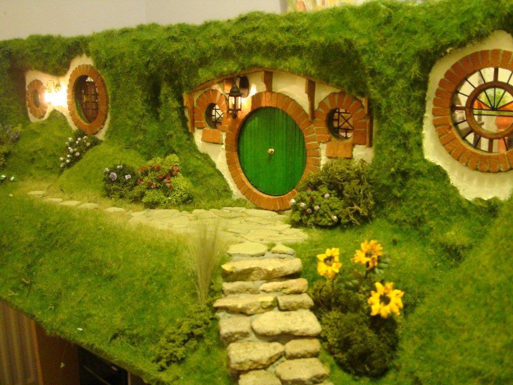 Amazing Hobbit House Pictures   The Wondrous Pics 1024x768