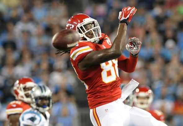 Kansas City Chiefs Injury Report Eric Kush Is Teams Only Did Not 590x407