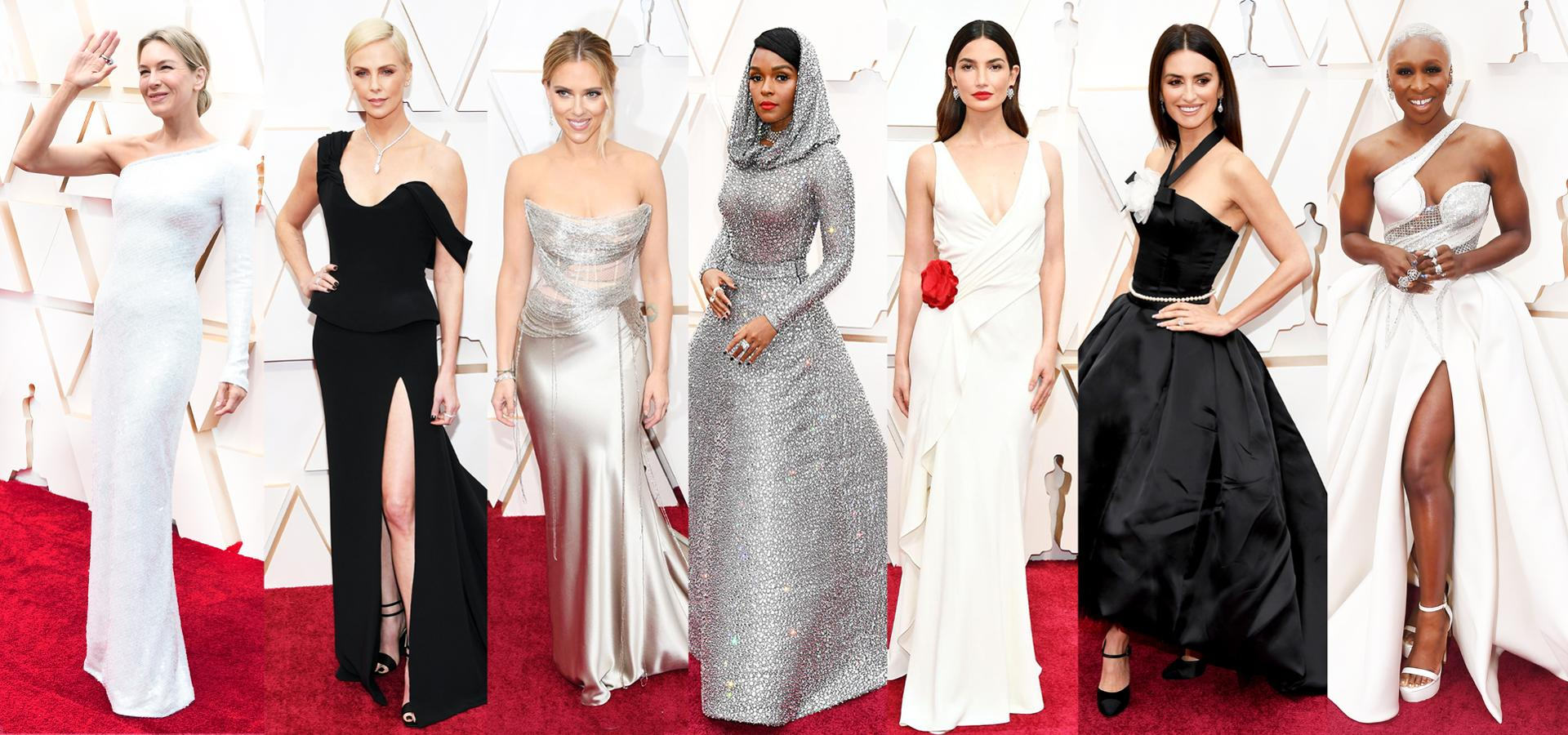 Oscars 2020 The Best Of The Red Carpet 1920x900