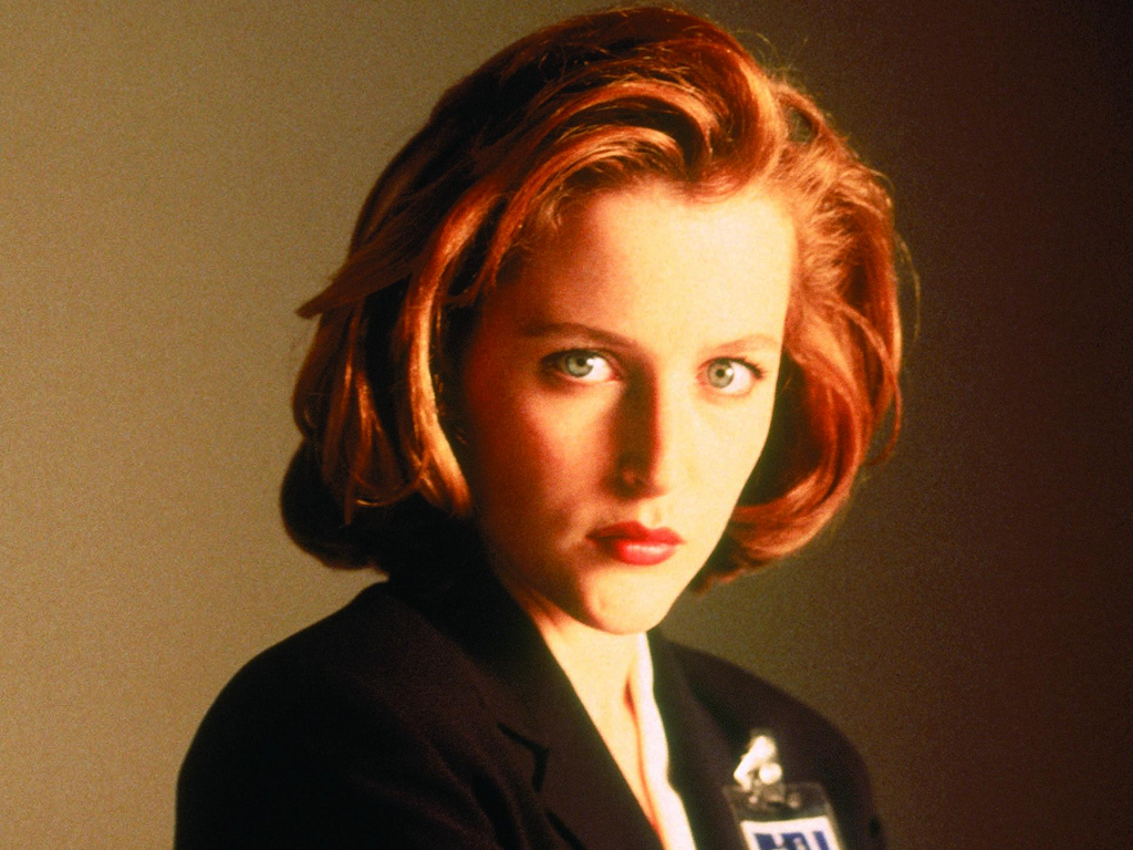 Scully   The X Files Wallpaper 21111131 1024x768