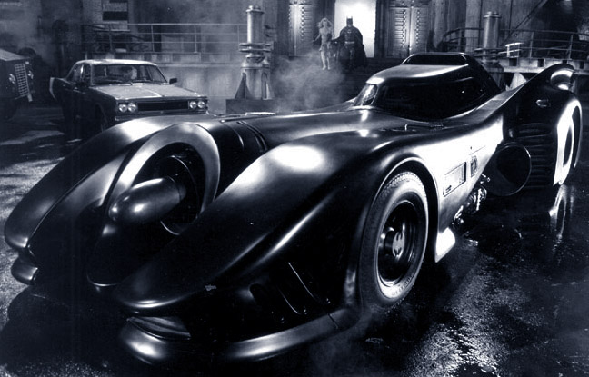 Batmobiles of past and future The Tumbler from Dark Knight and more 648x415