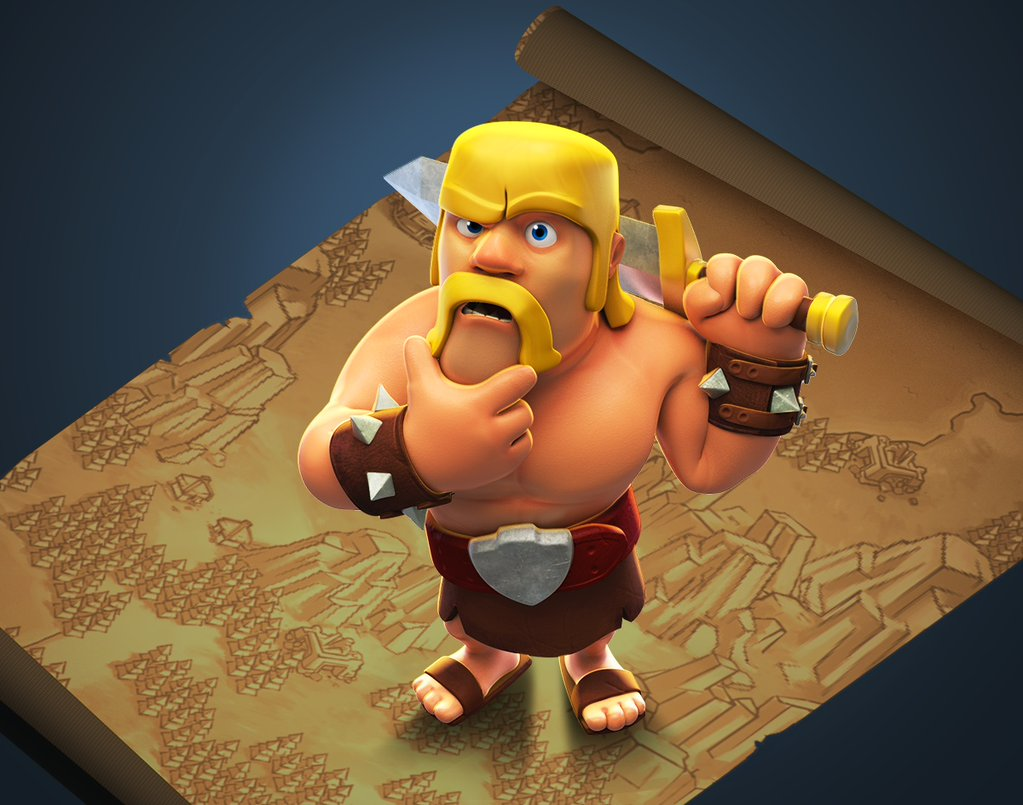 15 Best Clash of Clans HD Wallpapers 1023x805
