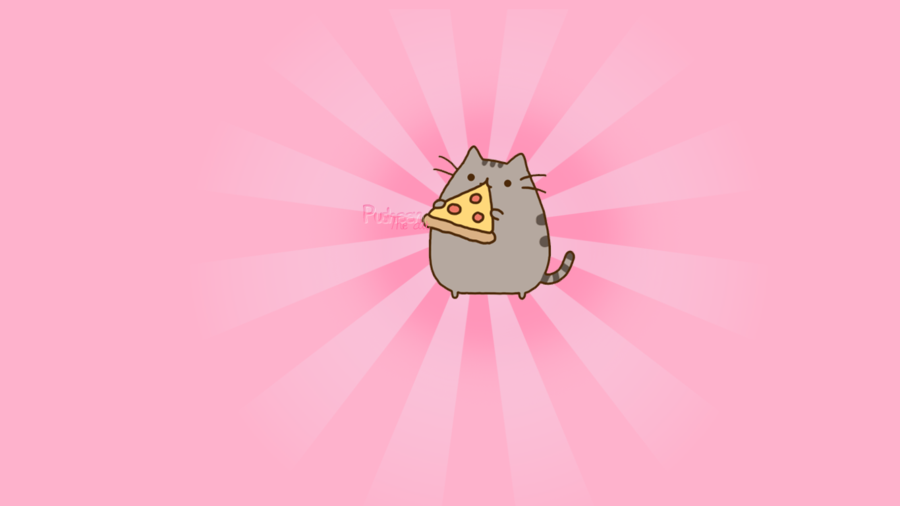 Wallpaper Pusheen The Cat By Elviel 900x506