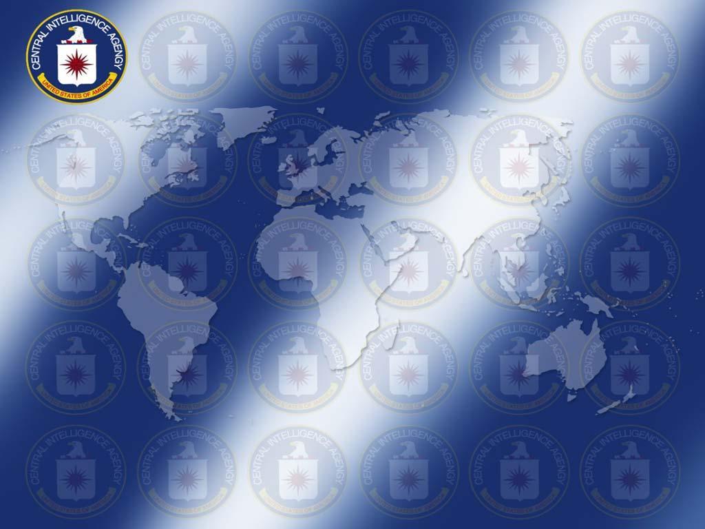 CIA logo Wallpaper Download 1024x768