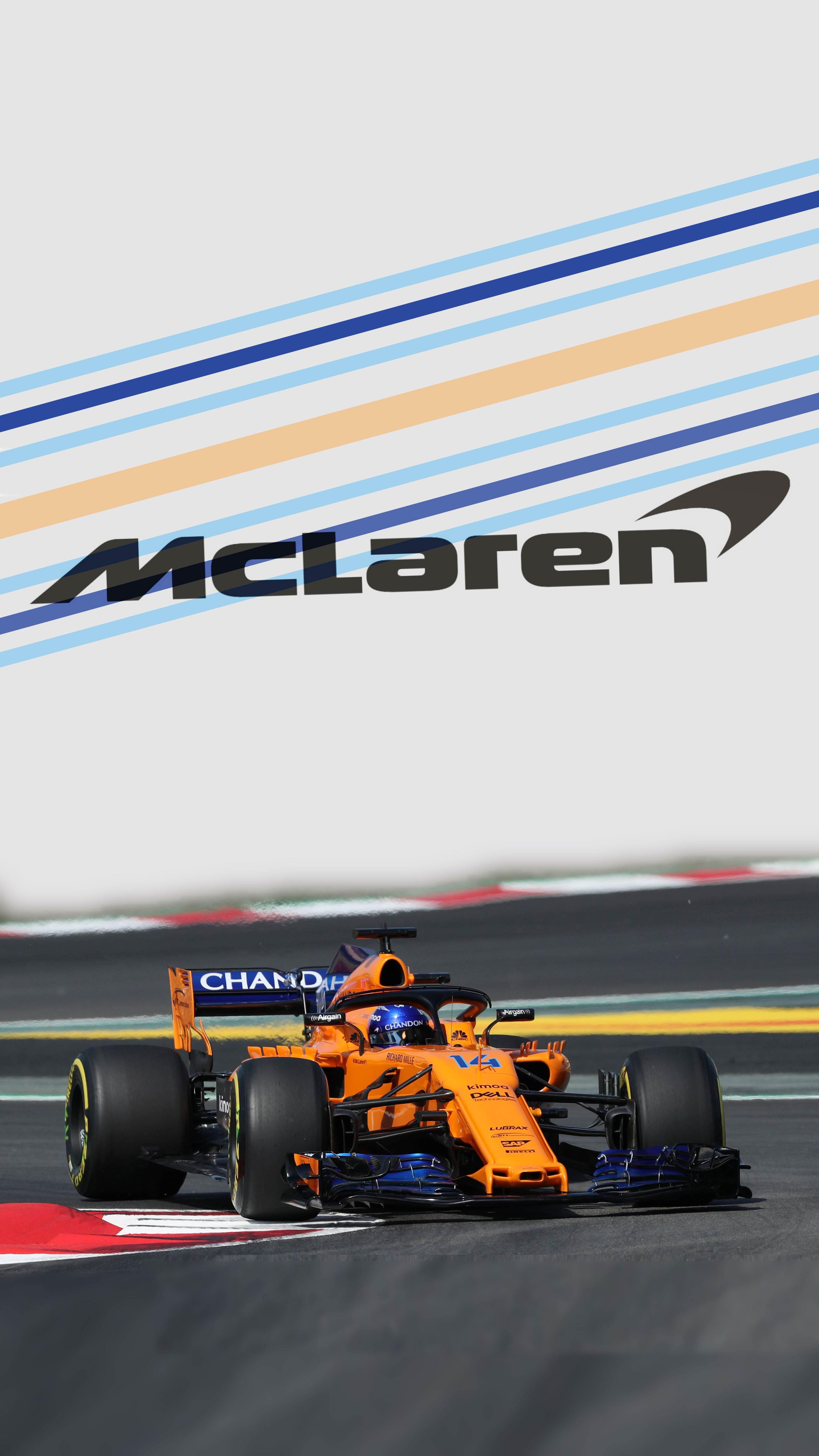 download Mclaren Formula 1 2019 Wallpaper [3150x5600] for 3150x5600