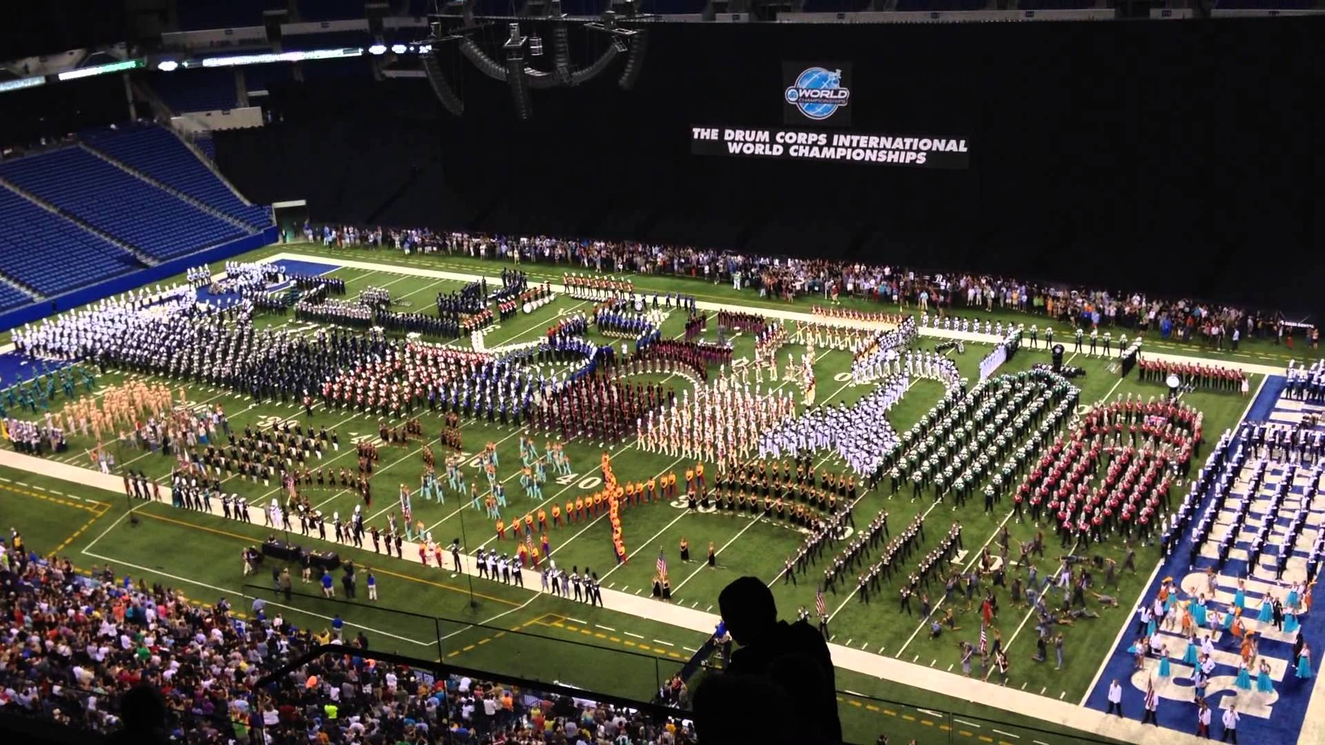 Top 15 Drum Corps Shows 1920x1080