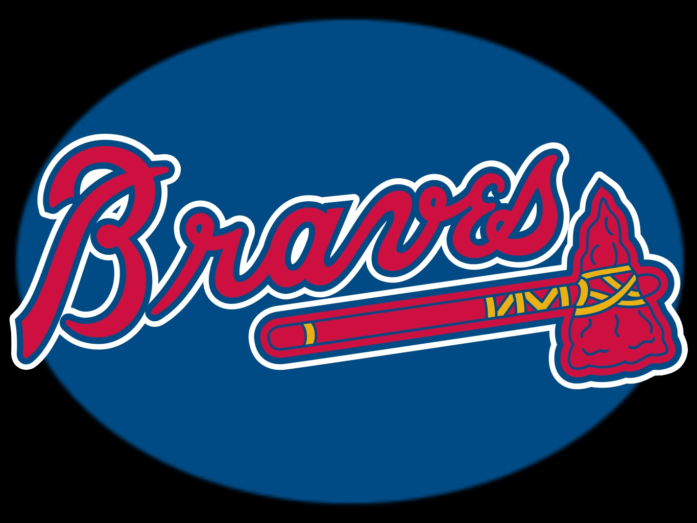 atlanta braves wallpaper atlanta braves authentic on field road 1365x1024