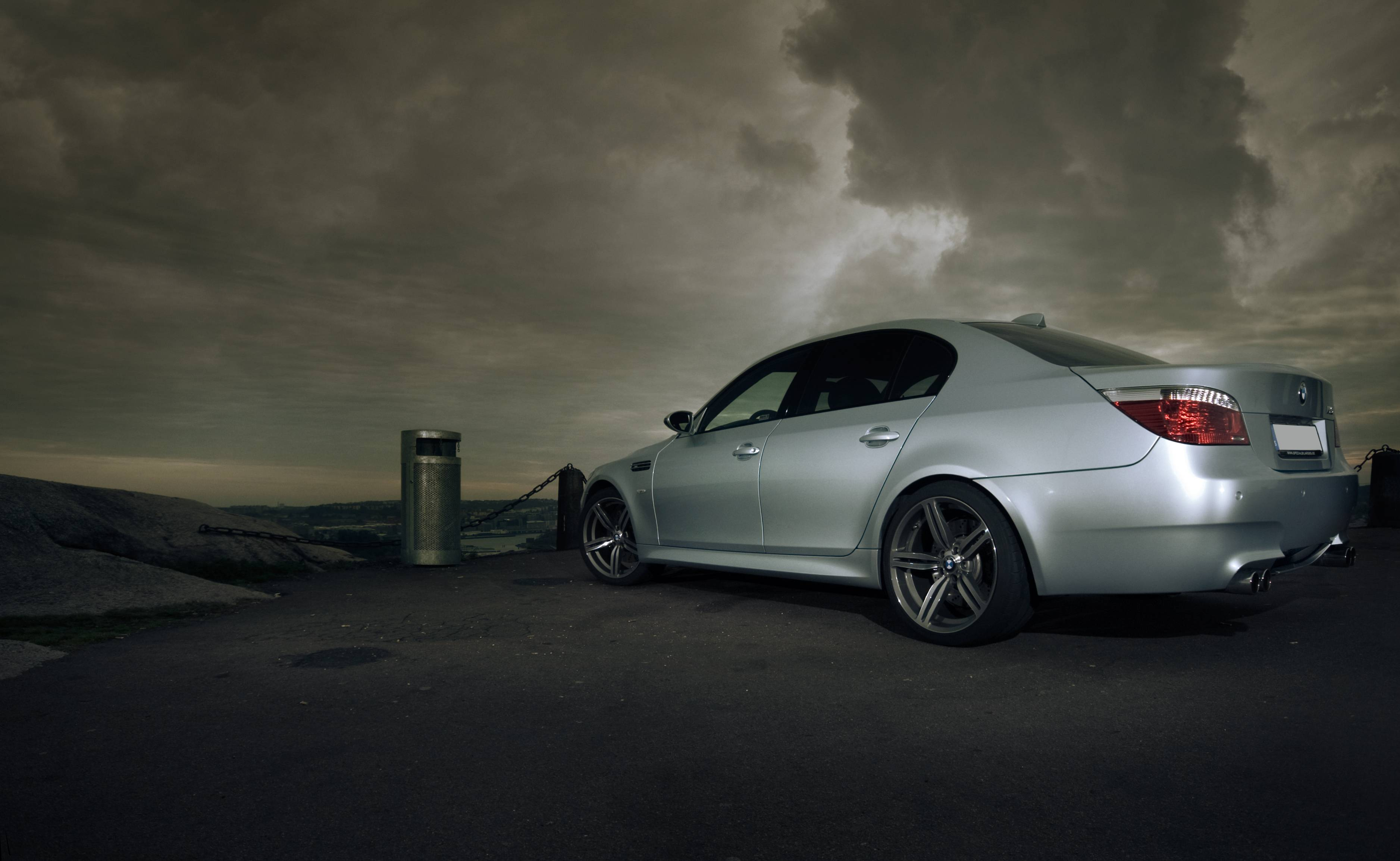 BMW M5 Wallpapers 3753x2308