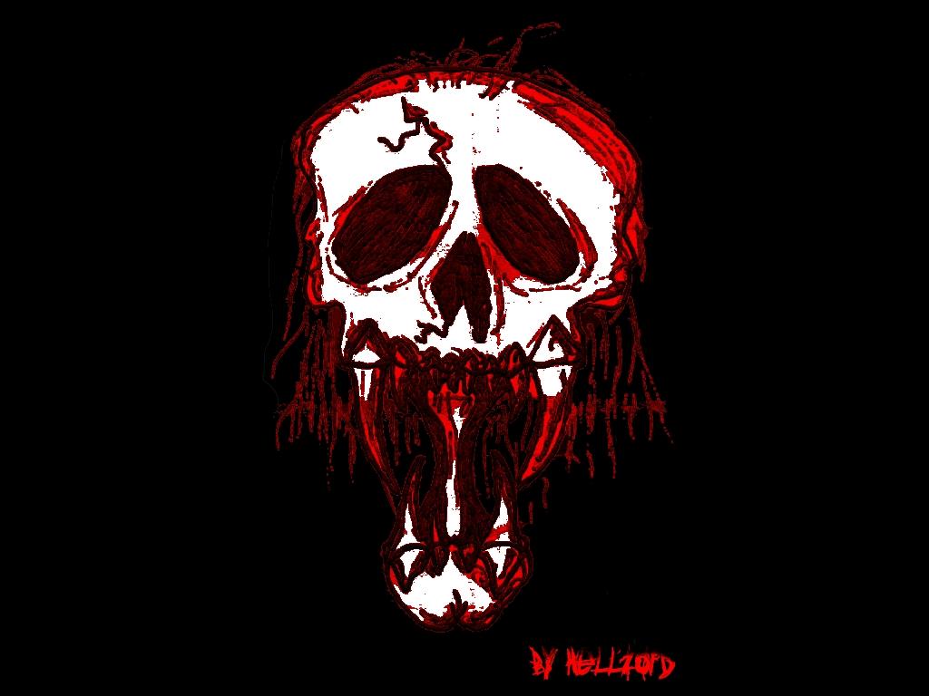 Skull Evil Evil Skull Pictures to like or share on Facebook 1024x768