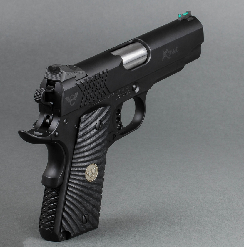 Sfera Gun Club Wilson Combat X TAC Compact 45 ACP 830x839