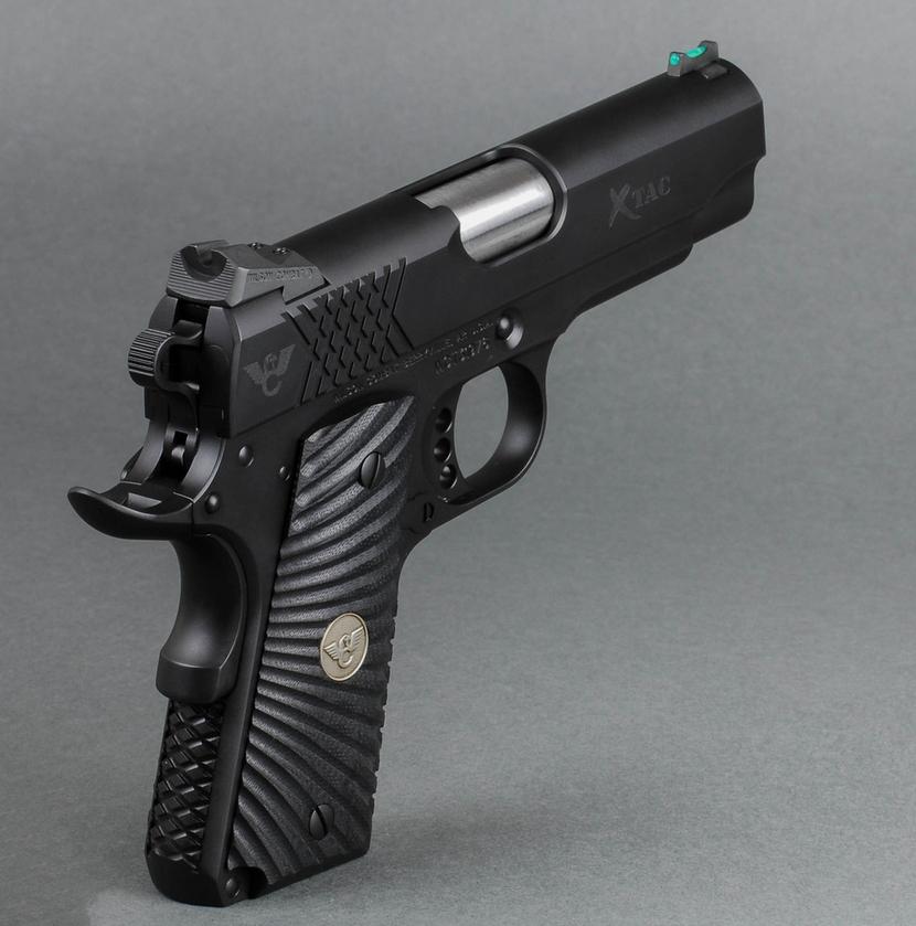 Sfera Gun Club Wilson Combat X TAC Compact 45 ACP 830x839