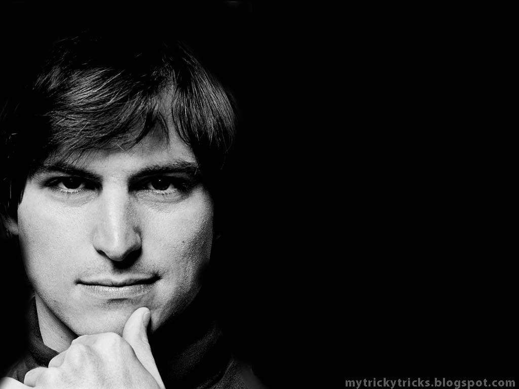 FunMozar Steve Jobs Wallpapers 1024x768