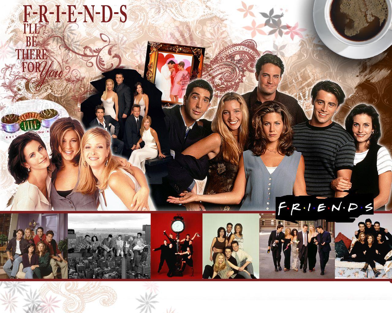 tv show friends wallpaper   wwwhigh definition wallpapercom 1280x1024