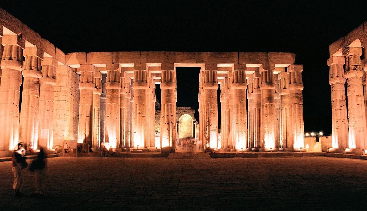 Luxor Temple Pictures 1217x700