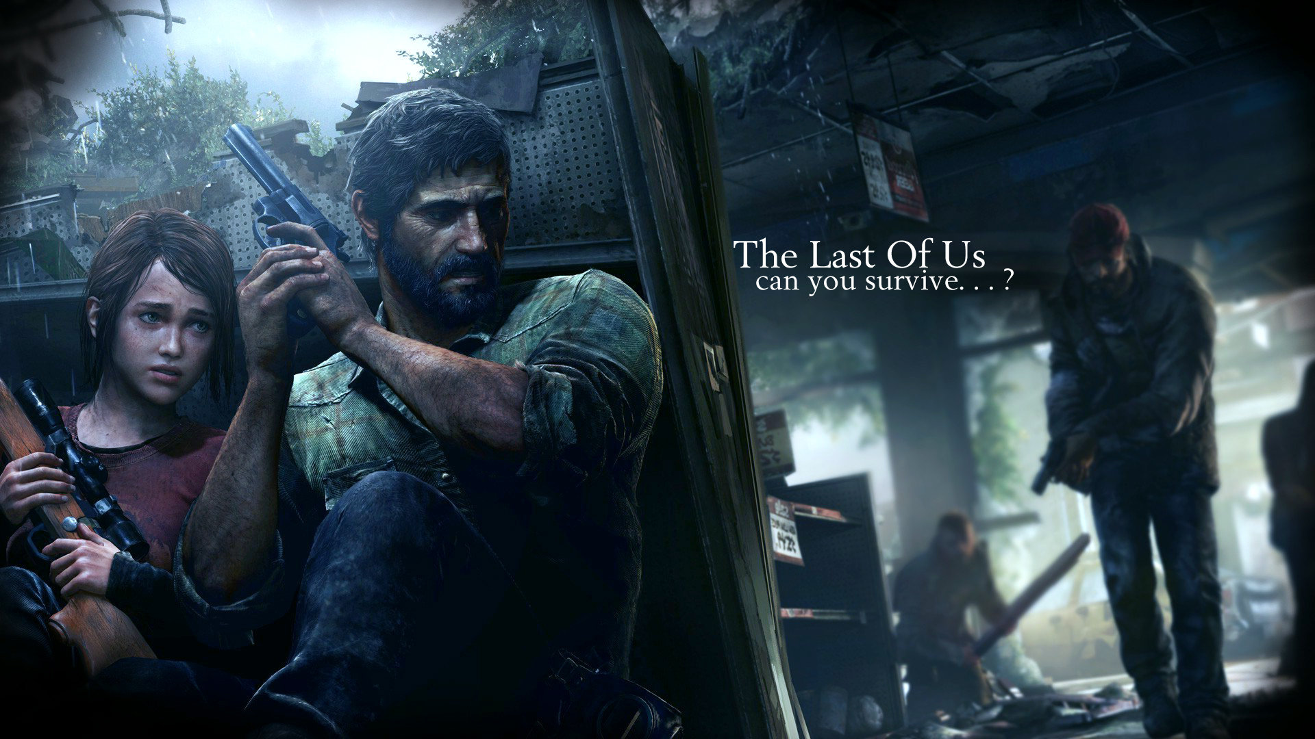 50 Last Of Us Wallpapers On Wallpapersafari