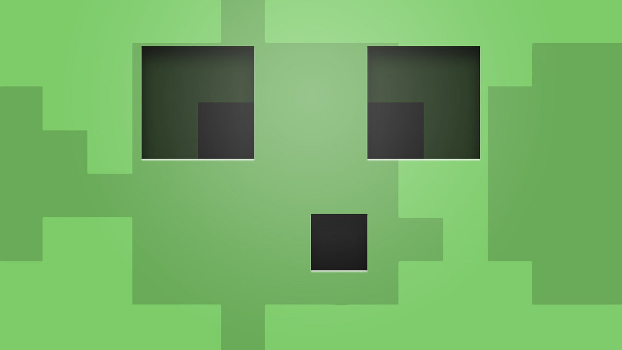 Free Download Minecraft Wallpaper Slime Wallpaper