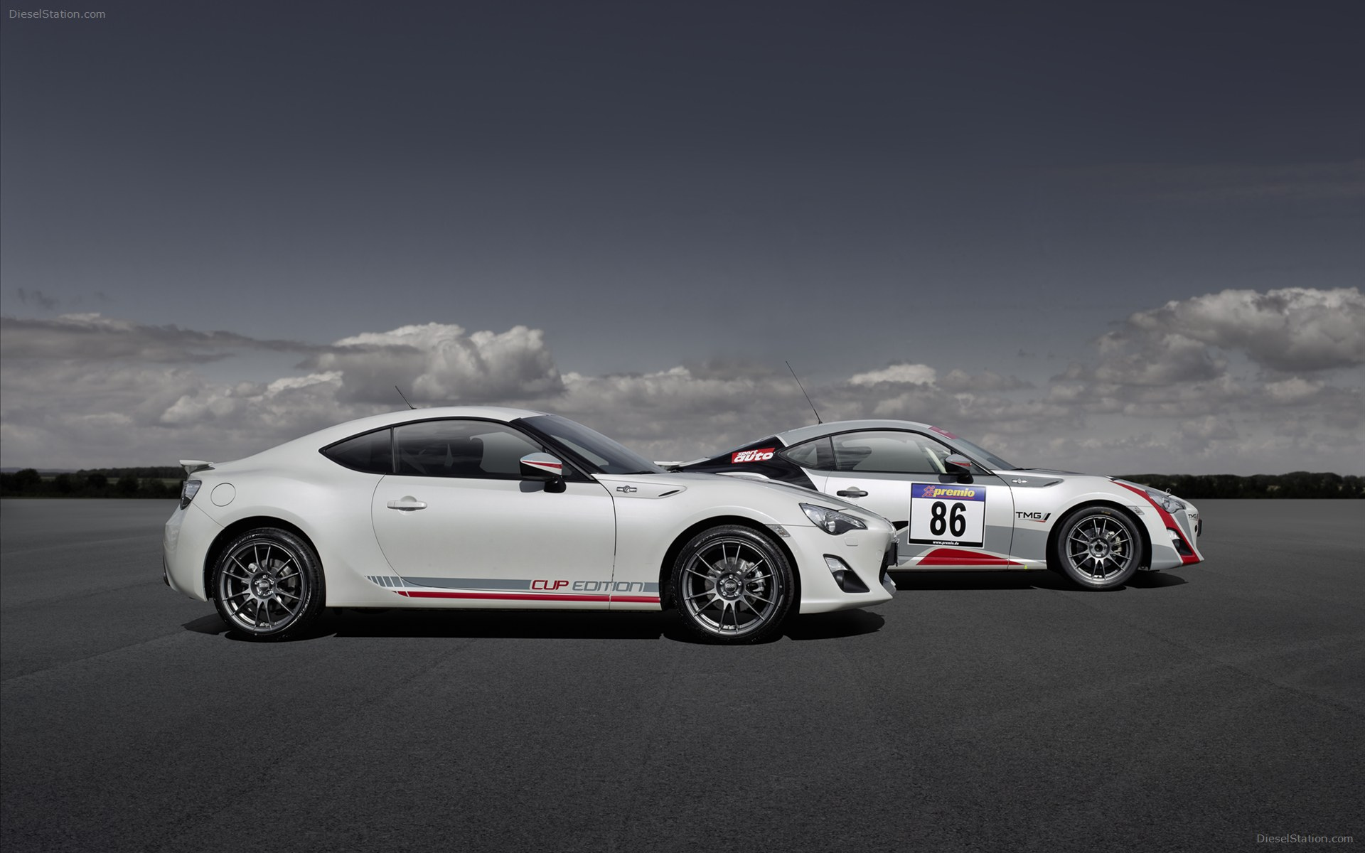 Toyota GT86 Cup Edition 2013 Widescreen Exotic Car Photo 1920x1200
