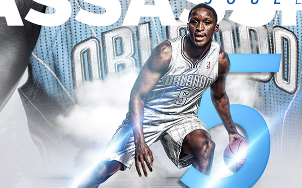 Soulless Assassin   Victor Oladipo on Behance 600x373