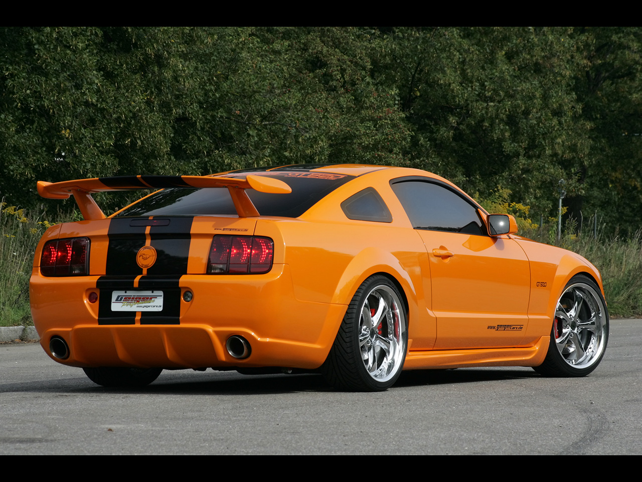 Ford Mustang backgrounds gallery EC15 1280x960