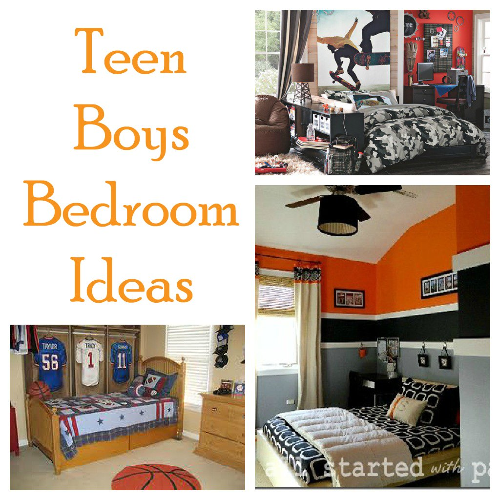 Diy Boy Bedroom Ideas Bedroom Wallpaper Designs Bedroom Sets Decorating Ideas Brown Black And White Bedroom: Wallpaper For Teenage Boys Room