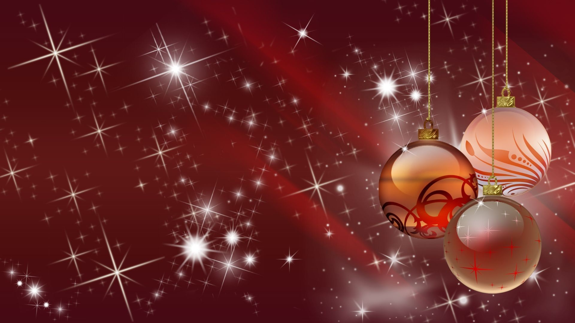 70 Christmas Background Wallpapers on WallpaperPlay 1920x1080