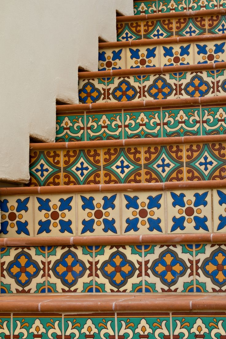 Spanish Tile Wallpaper Wallpapersafari