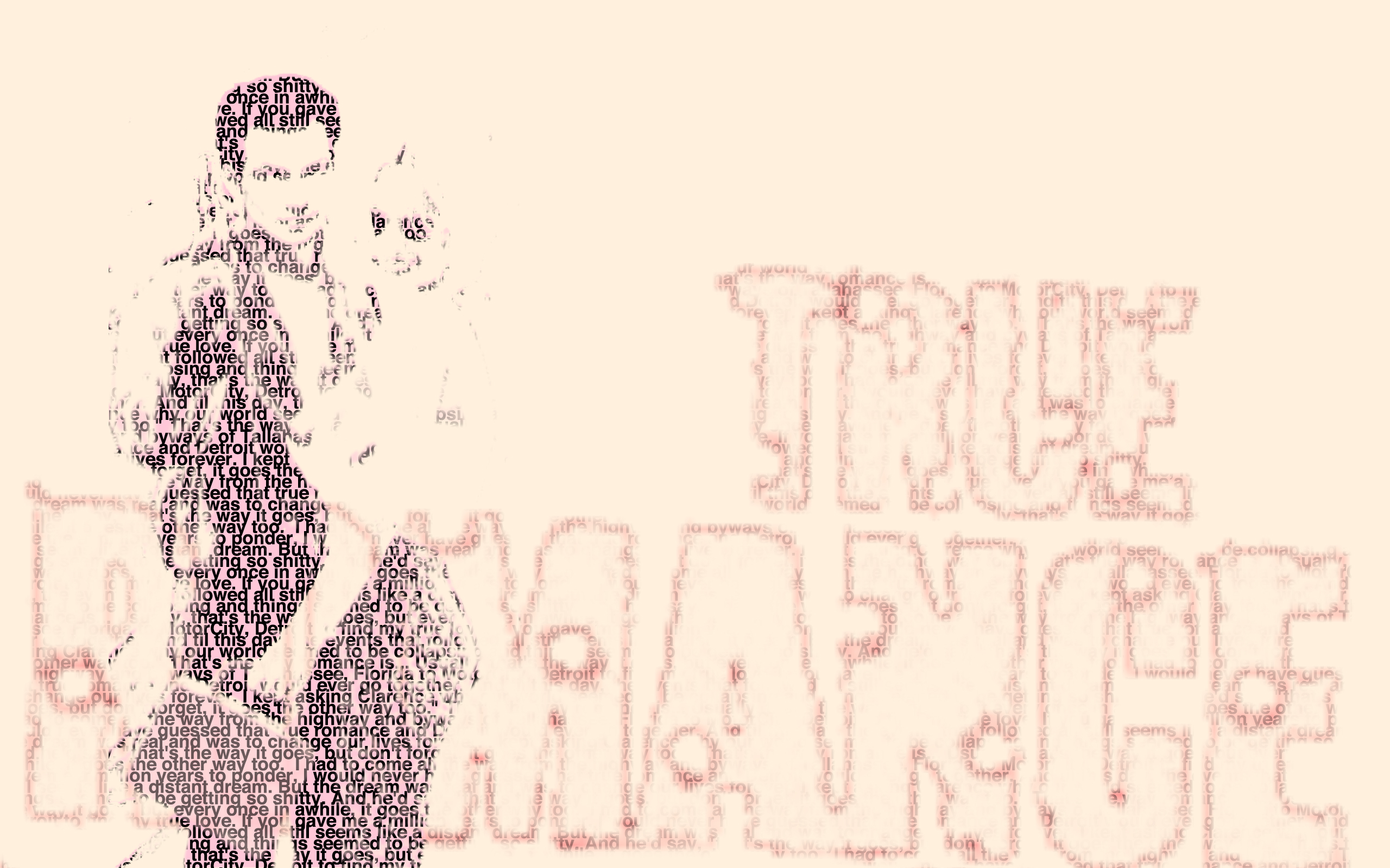 True Romance wallpapers True Romance stock photos 2560x1600
